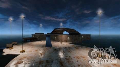 Naval Base for GTA 4 seventh screenshot