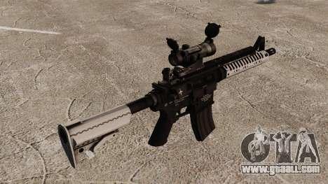 Automatic carbine M4 VLTOR v6 for GTA 4 second screenshot