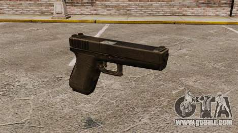Glock 18 pistol for GTA 4