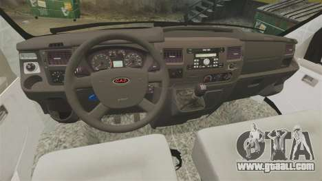 Gaz-2752 Sobol v1.1 for GTA 4 back view