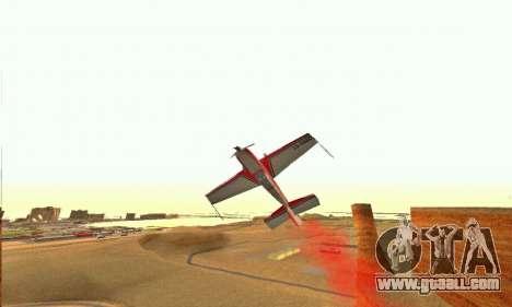 Stunt GTA V for GTA San Andreas inner view
