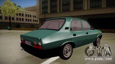 Dacia 1310 Berlina 2001 for GTA San Andreas right view