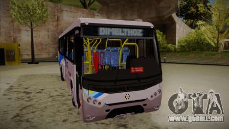 Marcopolo Senior Midi MB OF 1418 Rio Ita for GTA San Andreas left view