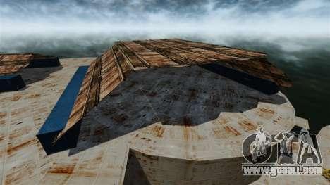 Naval Base for GTA 4 forth screenshot