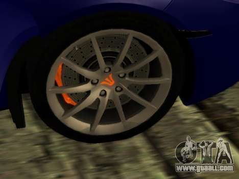 McLaren MP4-12C WheelsAndMore for GTA San Andreas