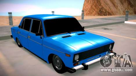 Vaz 2106 for GTA San Andreas right view