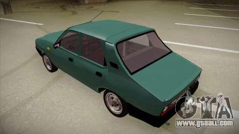Dacia 1310 Berlina 2001 for GTA San Andreas back view