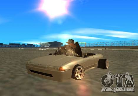 Baby Elegy v1 by Gh0ST for GTA San Andreas