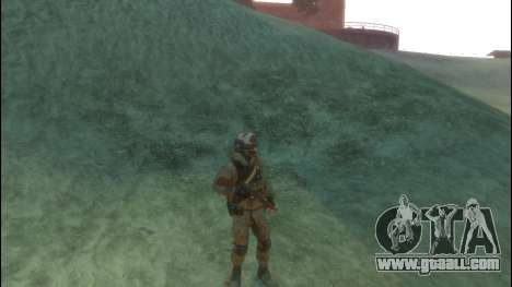 A Russian soldier v4.0 for GTA 4 third screenshot