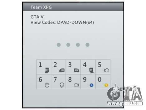 GTA 5 Team XPG GTA V Trainer 9