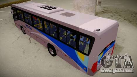 Marcopolo Senior Midi MB OF 1418 Rio Ita for GTA San Andreas back view