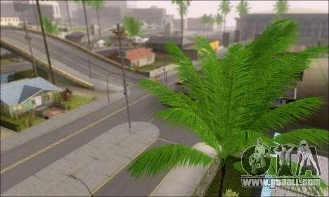 Empty streets (Screenshots) for GTA San Andreas