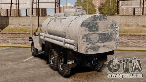 ZIL-157 Truck for GTA 4 back left view