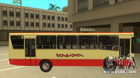 Mercedes-Benz OHL-1320 Linea 100 for GTA San Andreas back left view