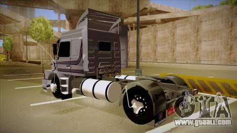 Scania 113H Top Line Neee Edit for GTA San Andreas left view