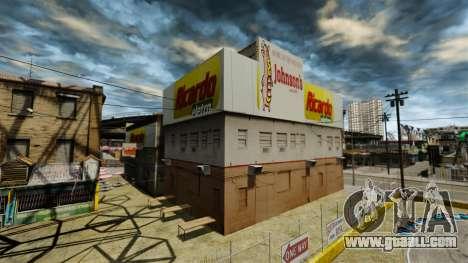 Brazilian stores for GTA 4 third screenshot