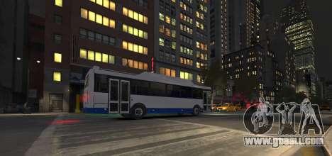 LIAZ 5256.57-01 2013 for GTA 4 inner view