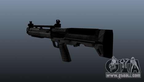 Kel-Tec KSG shotgun 12 v1 for GTA 4 second screenshot