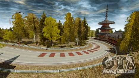 Location Of Okutama FZC for GTA 4 second screenshot