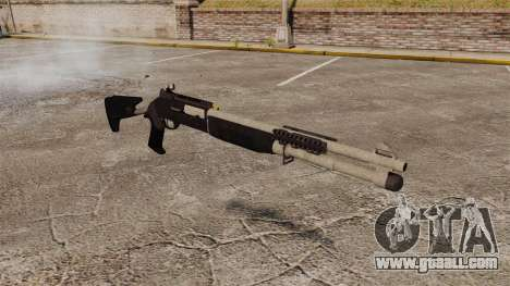 Shotgun M1014 v1 for GTA 4