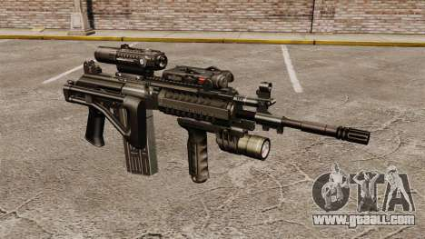 Automatic rifle Galil for GTA 4
