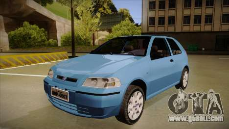 FIAT Palio EX 2003 for GTA San Andreas