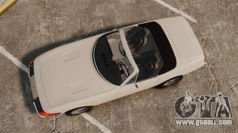 Ferrari Daytona Spider for GTA 4 right view