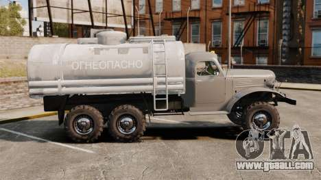 ZIL-157 Truck for GTA 4 left view