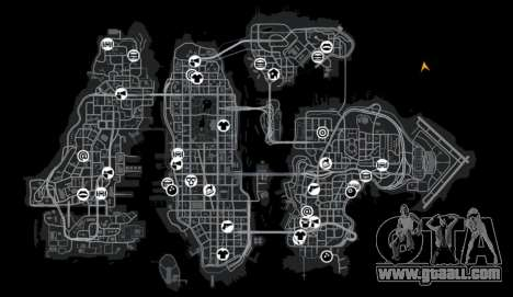 Location Of Okutama FZC for GTA 4 tenth screenshot