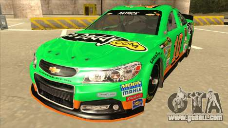 Chevrolet SS NASCAR No. 10 Go Daddy for GTA San Andreas