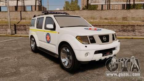 Nissan Pathfinder HGSS [ELS] for GTA 4