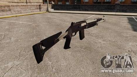 Shotgun M1014 v2 for GTA 4 second screenshot