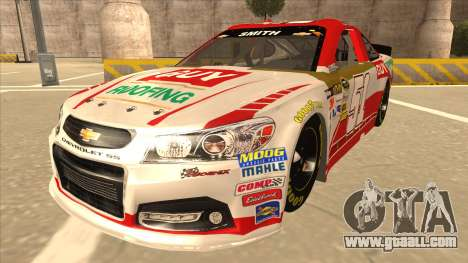 Chevrolet SS NASCAR No. 51 Guy Roofing for GTA San Andreas