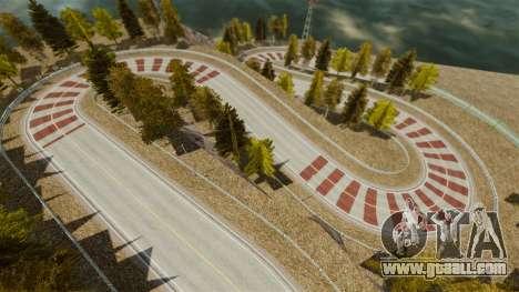 Location Of Okutama FZC for GTA 4 seventh screenshot