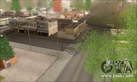 Empty streets (Screenshots) for GTA San Andreas second screenshot