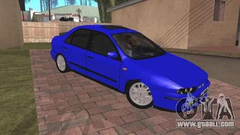 Fiat Marea Sedan for GTA San Andreas