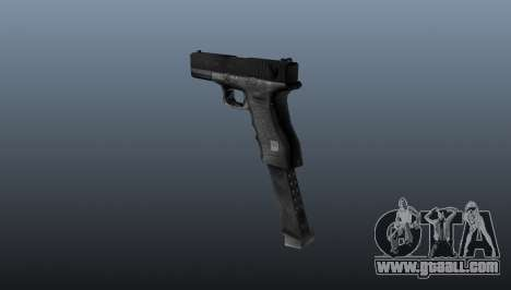 Glock 18 Akimbo MW2 v2 for GTA 4 second screenshot