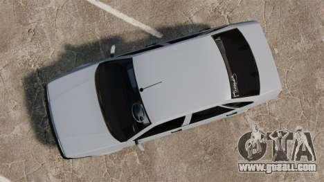 Fiat Tempra SX.A v2.0 for GTA 4 right view