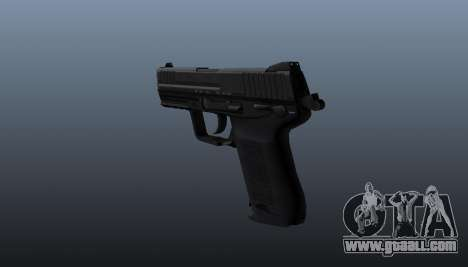 Gun HK45C v1 for GTA 4 second screenshot