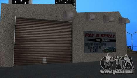 Wang Cars for GTA San Andreas fifth screenshot