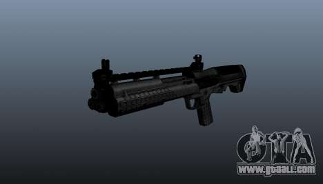 Kel-Tec KSG shotgun 12 v1 for GTA 4