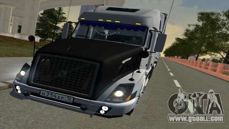 Volvo VNL 670 for GTA San Andreas left view