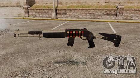 Shotgun M1014 v2 for GTA 4 third screenshot