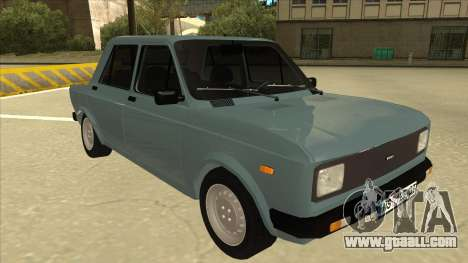 Zastava 128 Stock for GTA San Andreas left view