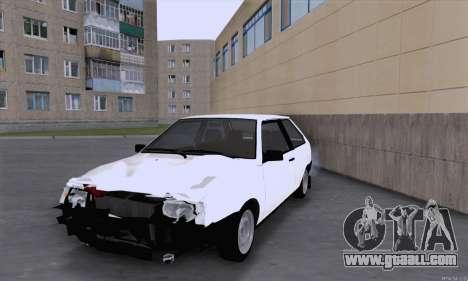 VAZ 2108 Broken for GTA San Andreas
