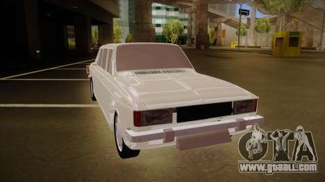 Paykan Limousine for GTA San Andreas left view