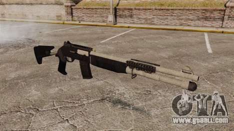 Shotgun M1014 v2 for GTA 4
