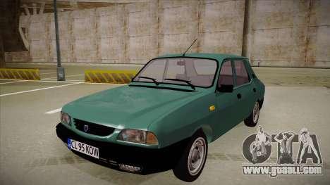 Dacia 1310 Berlina 2001 for GTA San Andreas