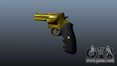 Revolver Colt Anaconda v2 for GTA 4 second screenshot