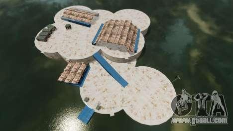 Naval Base for GTA 4